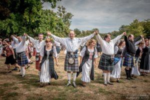 skotské tance