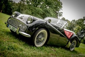 britská auta